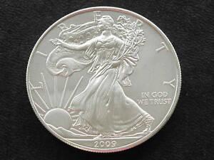 2009-LIBERTY-WALKING-AMERICAN-SILVER-EAGLE-DOLLAR-COIN