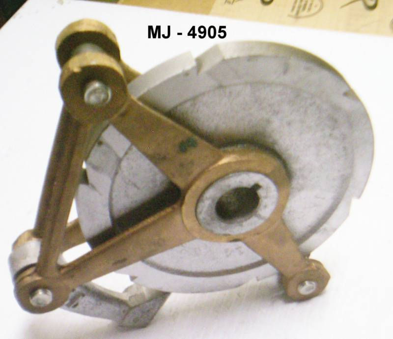 Insinger Machine Company -  Ratchet Wheel Assembly (NOS)