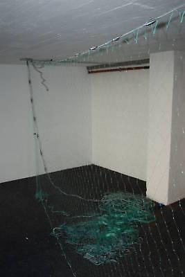 Profi Stellnetz Fischernetz 60mX2,2mX 60mm Lachs Forelle Plattfisch Dorsch Butt