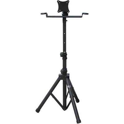420Y- Flat Panel LCD TV/ Monitor Stand with Microphone Holder