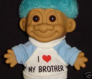 BROTHER-Russ-Troll-Doll-I-LOVE-MY-BROTHER-New-in-Bag-5-034