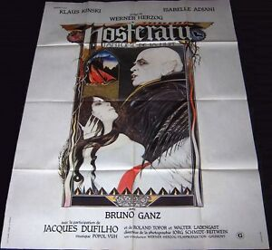 1979-Nosferatu-the-Vampyre-ORIGINAL-FRENCH-POSTER-Klaus-Kinski-Werner-Herzog