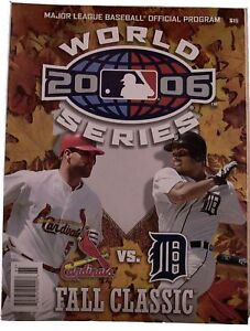 2006 Official World Series Program