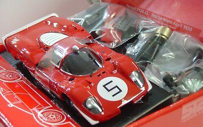 Fly 88289 Ferrari 512s Kit In Box 1/32 Slot Car