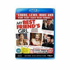 BLU-RAY  MY BEST FRIENDS GIRL      NEW SEALED UK  STOCK