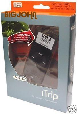 Wholesale Lot Of 48 Griffin Itrip Fm Transmitter For Ipod Nano