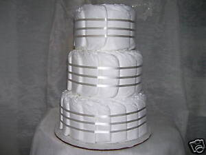 Image Is Loading BABY SHOWER Decorations Party Favors Boy Diaper Cake