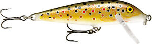 Rapala-Countdown-Sinking-lure-7cm-8g-BROWN-TROUT