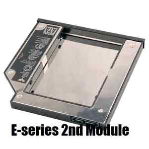 2nd Hard Disk Drive Module 4 Dell E-series E6500 E6510