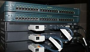 Cisco-CCNA-LAB-3-x-2501-Routers-2-x-2924-Switches-MORE
