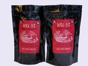 Wuyi Wulong Chinese Weight Loss Diet Detox 120 Tea Bags | eBay