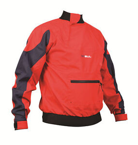 GUL WATERPROOF SPRAY JACKET WATERSPORTS DINGHY SAILING KAYAK CANOE CAG RED/N XXL