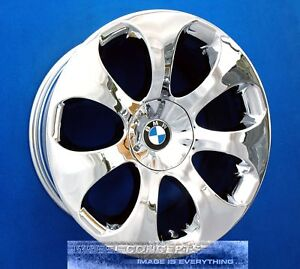 BMW 645i 645Ci 650i 19 INCH CHROME WHEELS RIMS 645 650 6 i 19