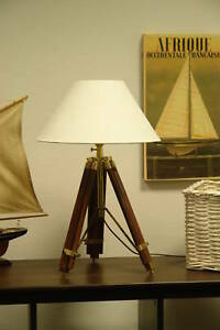 lampe stehlampe maritim stativlampe stativ lampe luxus 9909 neu ebay. Black Bedroom Furniture Sets. Home Design Ideas