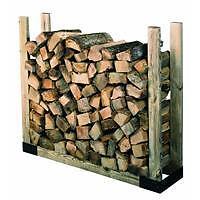 Adjustable-Log-Rack-Firewood-Storage-Holder-Kit