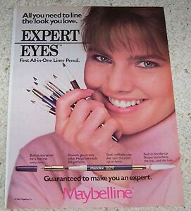 1000+ images about Maybelline Vintage Ads on Pinterest ...