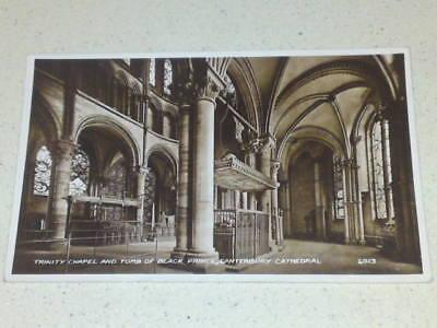 Canterbury Cathedral #13 postcard