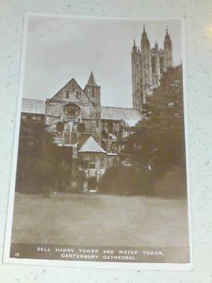 Canterbury Cathedral #19 postcard