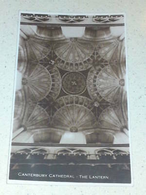 Canterbury Cathedral #21 postcard