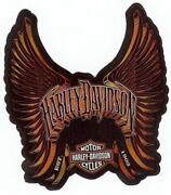 Harley Davidson Motorcycle Decals