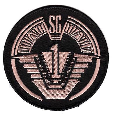 STARGATE - SG-1 - Uniform Patch - Aufnäher original Replica - groß