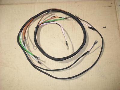 Farmall Cub/cub Lo-boy 6 Volt 8--cable Harness. Check Ser. 's