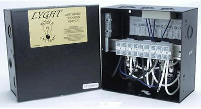 Esco 50 Amp 120 - 240 Volt Transfer Switch Lpt50brd New