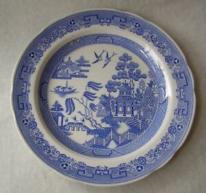 Spode Blue Room Collection Willow