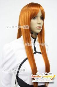 Bleach Orihime Inoue Arrancar Cosplay Wig Costume