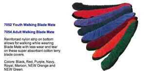 Walking Blade Mates Skate Covers Guards ALL COLORS Senior and Youth