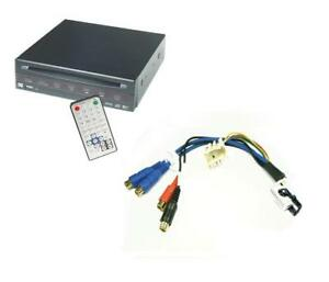 DVD Player + Video Interface Adapter BMW E38 E39 E46 X3 bei vorhandenem TV Tuner