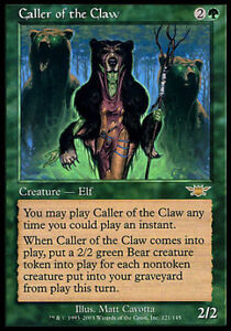 Caller of the Claw (mint, Legions)