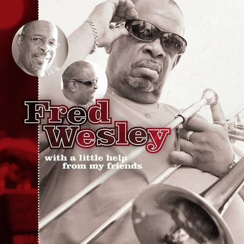 CD Fred Wesley With A Little Help From My Friends