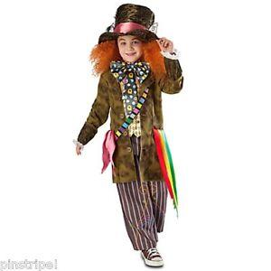 disney alice in wonderland mad hatter hat costume