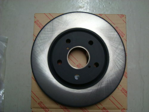 Genuine Lexus Front Discs & Pads IS250, IS220d & IS300h 43512-30310