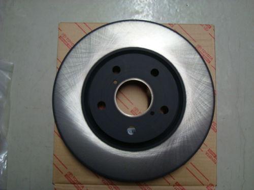 Genuine Lexus Front Discs & Pads CT200h 43512-47050