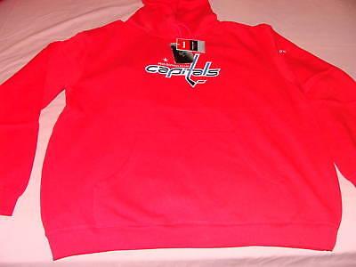 Washington-Capitals-Playbook-Hoodie-Sweatshirt-L-Hockey