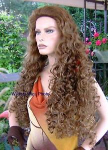 Exotic-ELECTRA-Wig-Fab-Belly-Dancing-Color-Choice