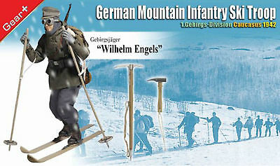Dragon 1/6 Scale 12 Wwii German Soldier Mountain Infantry Wilhelm Engels 70663