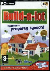 Build a Lot Property Tycoon PC Game, New & Sealed