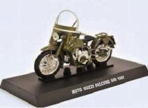 Italian-AM29-Moto-Guzzi-Falcone-Carabinieri-1-24-Scale-New-in-Bubble-Pack-1st