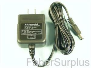 5 EA. 5 V 2.3A DC WALL ADAPTER / CHARGER -REGULATED