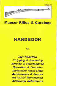 Mauser-Rifles-Carbines-Assembly-Disassembly-Manual