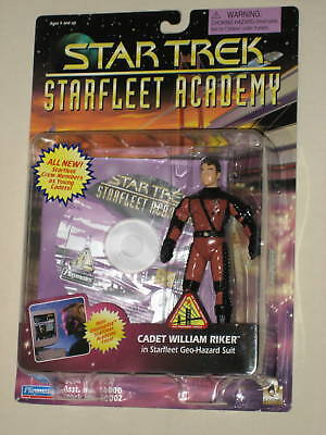Star Trek Starfleet Academy Cadet William Riker Figure