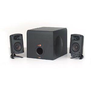 Klipsch-ProMedia-2-1CH-3-Piece-Computer-Speaker-System