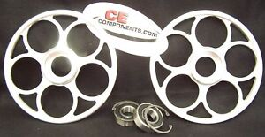 Billet-8-Idler-wheels-Skidoo-Arctic-cat-Polaris-Yahaha-snowmobile