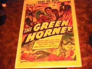 GREEN-HORNET-CH-8-ORIG-MOVIE-POSTER-039-39-SERIAL-LINEN
