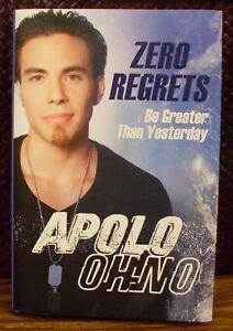 APOLO-ANTON-OHNO-SIGNED-BOOK-ZERO-REGRETS-VIDEO-PROOF