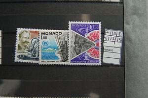 FRANCOBOLLI-MONACO-NUOVI-N-1117-19-F11013