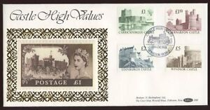 1988 £1-£5 High Values Windsor OFFICIAL FDC